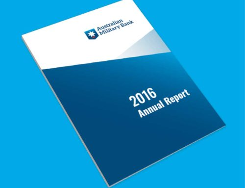Australian Military Bank – Annual Report 2016