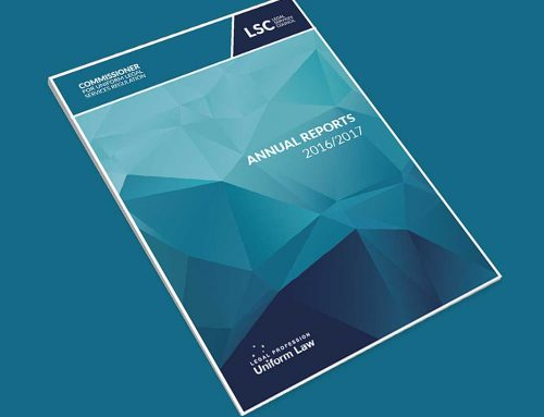Legal Services Council Annual Reports 2017